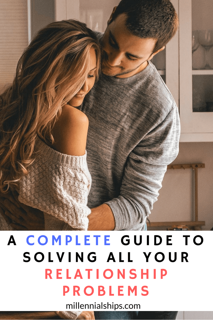 how to solve relationship problems, how to solve marriage problems