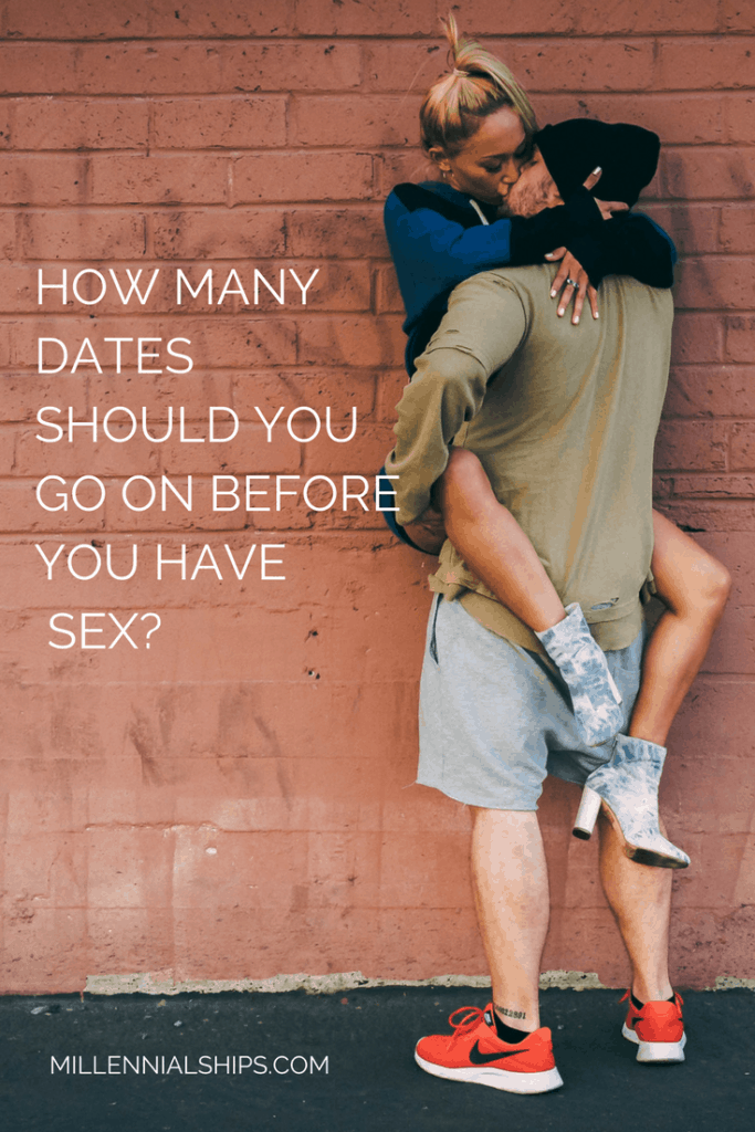 How long should you talk to someone before hookup
