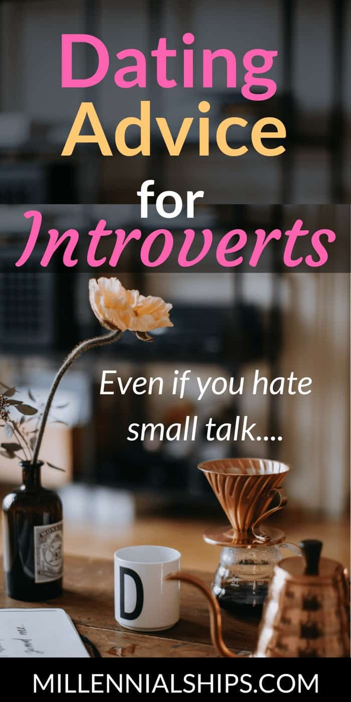 Dating advice for introverts