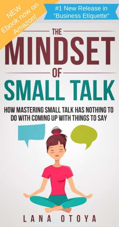 Small talk - small-talk-for-introverts - how to meet new people