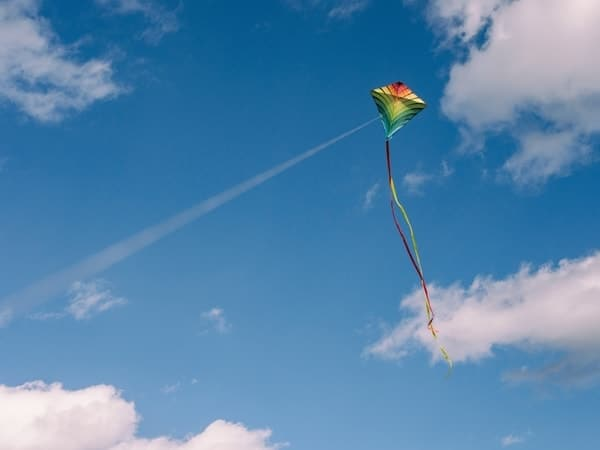 Places to fly a kite in vancouver