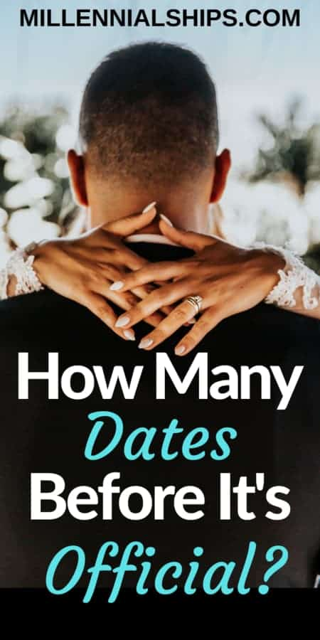 How many dates before the relationship is official?