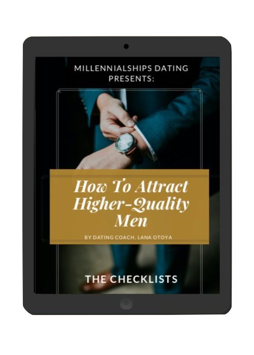 How To Attract High-Quality Men