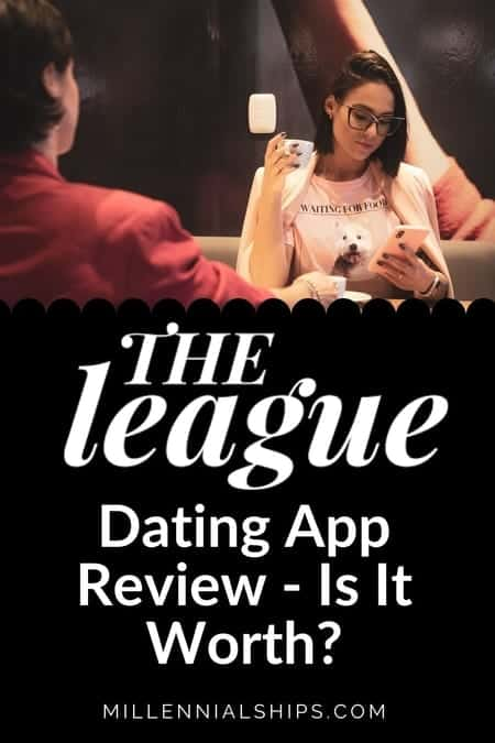 The league dating app review