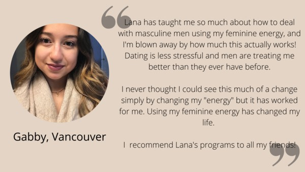 Lana Otoya Testimonial
